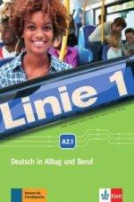 Kurs- und Übungsbuch A2.1, m. DVD-ROM