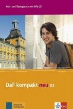 Kurs- und Übungsbuch A2, m. MP3-CD