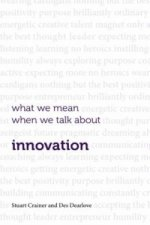 What We Mean When We Talk About Innovation