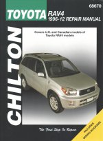 Toyota RAV4 (Chilton) Automotive Repair Manual