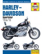 Harley Davidson Sportster Motorcycle Repair Manual