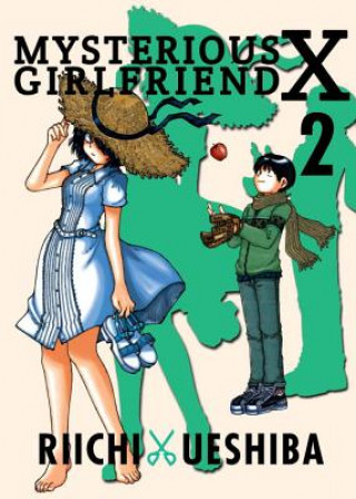 Mysterious Girlfriend X Volume 2