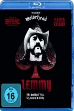 Lemmy - The Movie, 2 Blu-rays (Black Edition)