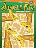 SPARK -- Jungle Fun Coloring Book