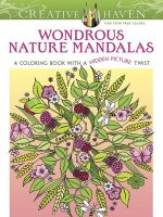 Creative Haven Wondrous Nature Mandalas