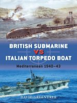 British Submarine vs Italian Torpedo Boat