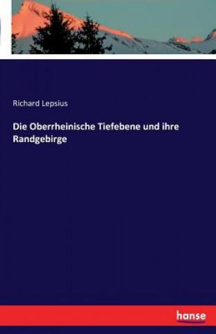 Oberrheinische Tiefebene und ihre Randgebirge