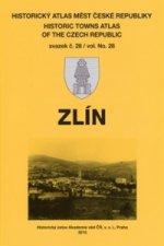 Kniha Zlín