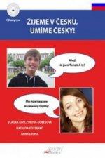 Žijeme v česku - Mluvíme česky / WE SPEAK CZECH + CD