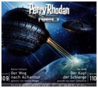 Perry Rhodan NEO - Der Weg nach Achantur / Der Kopf der Schlange