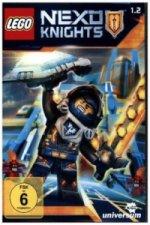 Lego Nexo Knights. Staffel.1.2, 1 DVD