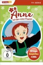 Anne mit den roten Haaren, Komplettbox, 4 DVD