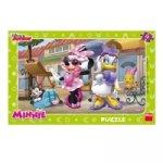 Puzzle Minnie na Montmartru