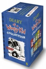 Diary of a Wimpy Kid Collection (10 Copy Slipcase)