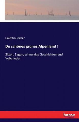 Du Schoenes Grunes Alpenland !