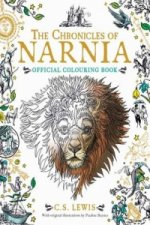 Chronicles of Narnia Colouring Book