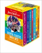 World of David Walliams: Super-Tastic Box Set