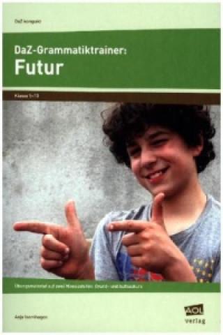 DaZ-Grammatiktrainer: Futur