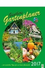 Günthers Gartenplaner 2017