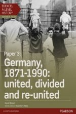 Edexcel A Level History, Paper 3: Germany, 1871-1990: united