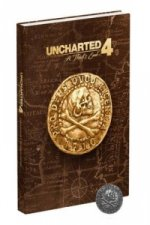 Uncharted 4: A Thief's End Collector's Edition Strategy Guid