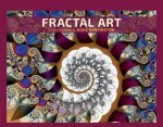 Fractal Art a Coloring Book by Doug Harrington CBK001