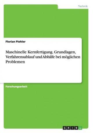 Maschinelle Kernfertigung. Grundlagen, Verfahrensablauf und Abhilfe bei moeglichen Problemen