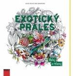Exotický prales - Maluj a relaxuj