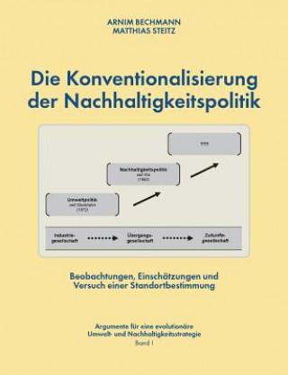 Konventionalisierung der Nachhaltigkeitspolitik