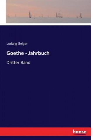 Goethe - Jahrbuch