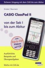 CASIO ClassPad II von der Sek I bis zum Abitur, m. CD-ROM