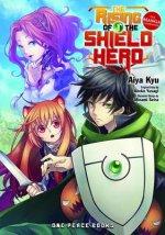 Rising Of The Shield Hero Volume 01: The Manga Companion