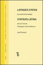 Latinská syntax pro teology
