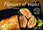 Flavours of Wales 2017 Calendar
