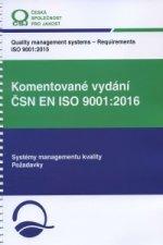Komentované vydání ČSN EN ISO 9001:2016