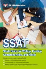 SSAT Study Guide for Writing, Reading Comprehension, and Ver