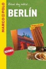 Berlín / průvodce na spirále s mapou MD