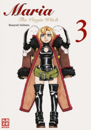 Maria the Virgin Witch. Bd.3