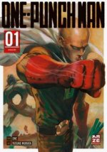 One-Punch Man. Bd.1