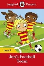 Jon's Football Team - Ladybird Readers Level 1