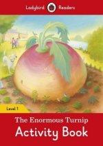 Enormous Turnip Activity Book - Ladybird Readers Level 1
