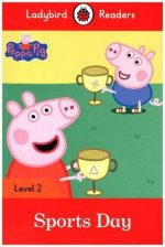 Peppa Pig: Sports Day - Ladybird Readers Level 2