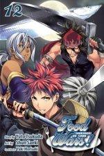 Food Wars!: Shokugeki no Soma, Vol. 12
