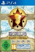 Tropico 5 Complete Collection, 1 PS4-Blu-ray Disc