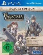 Valkyria Chronicles Remastered, 1 PS4-Blu-ray Disc (Europa Edition)
