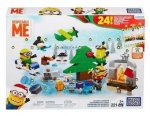 Mega Bloks Minions Despicable me Adventskalender