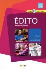 Édito Niveau B2 Učebnice