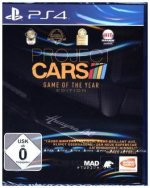 Project CARS, 1 PS4-Blu-ray Disc (Game of the Year Edition)