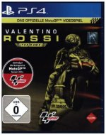 Valentino Rossi, The Game, MotoGP 2016, 1 PS4 Blu-ray Disc