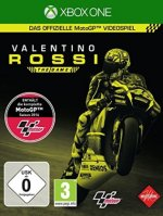 Valentino Rossi, The Game, MotoGP 2016, 1 Xbox One-Blu-ray Disc